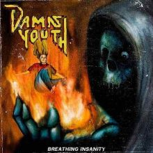 Disco de Vinil Damn Youth - Breathing Insanity
