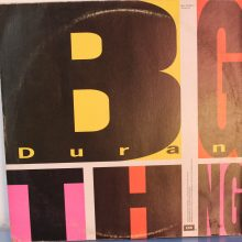 Disco de Vinil Duran Duran - Big Thing