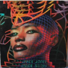 Disco de Vinil Grace Jones - Inside Story