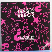 Disco de Vinil Tragic Error Remixes