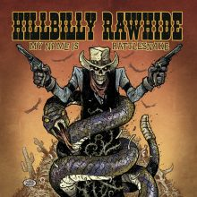 Disco de Vinil Hillbilly Rawhide - My Name is Rattlesnake
