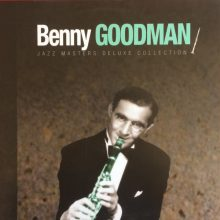 Disco de Vinil Benny Goodman - Jazz Masters Deluxe Collection