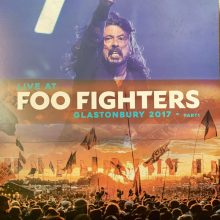 Disco de Vinil Foo Fighters Live At Glastonbury 2017 Part1