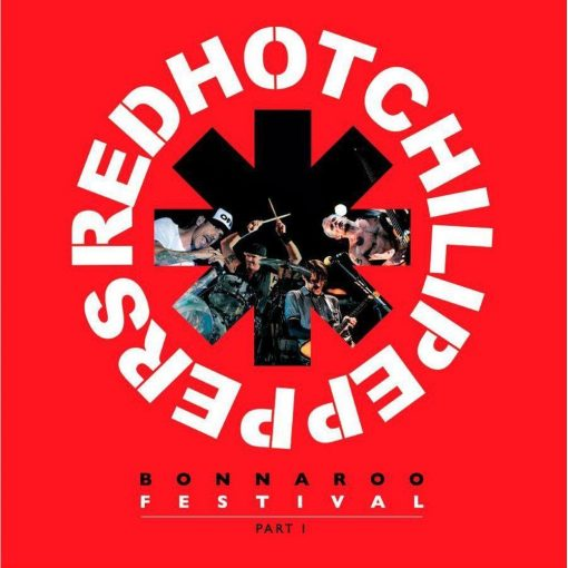 Disco de Vinil Red Hot Chili Peppers Bonnaroo Festival Vol 01