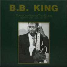 DISCO DE VINIL B.B. KING EVERYDAY I HAVE THE BLUES 1951-1955