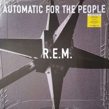 DISCO DE VINIL R.E.M. Automatic For The People